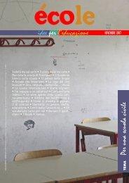 Per una scuola civile. La crisi della scuola nella crisi della politica