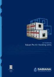 Vulcan Pro Air Handling Units - BTK
