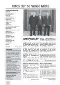 Gemeinsames Pfarrblatt für die Seelsorgeeinheit Sense Mitte - Seite 2
