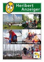 Das Kinderdorf macht Ferien - Kinder- und Jugenddorf St. Heribert ...