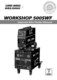 unimig 500 swf manual.pdf - BJH