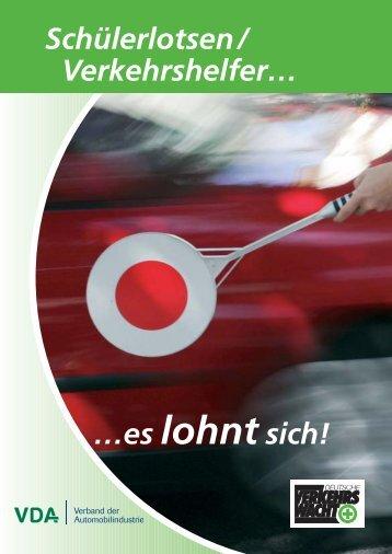 Verkehrshelfer werden? - Mobil und Sicher