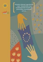 """Sotsiaalse dialoogi tugevdamine """"uute"""" liikmesriikide ning ..."""