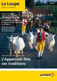 La Loupe 03/2009 - La Poste Suisse