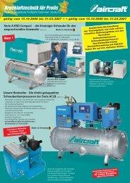 Drucklufttechnik für Profis