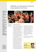 La Loupe 03/2010 - Emission juillet 2010Le - La Poste Suisse - Page 3