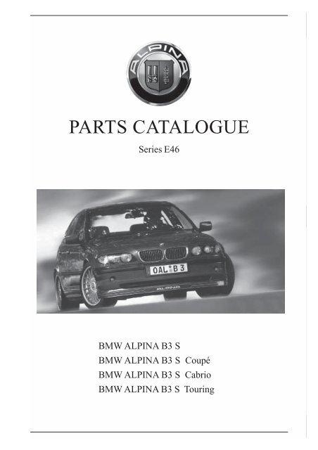 Parts Catalogue Klinika Bmw