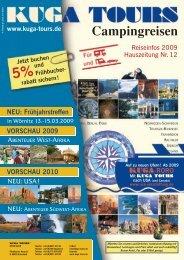 Campingreisen - Kuga Tours