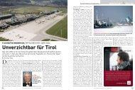 unverzichtbar für Tirol - wia
