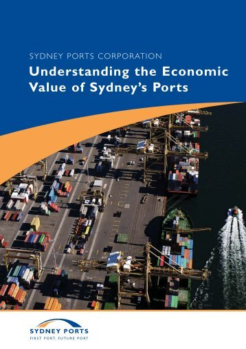 Economic Impact - Sydney Ports
