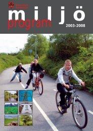 Miljöprogram 2003-2008 - Burlövs kommun