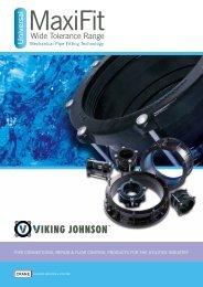 Viking Johnson MaxiFit Wide Tolerance Brochure