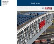 Bosch heute