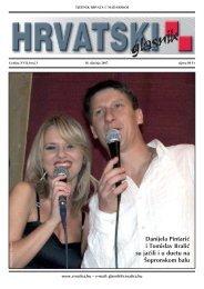 3. broj 18. siječnja 2007. - Croatica Kht.