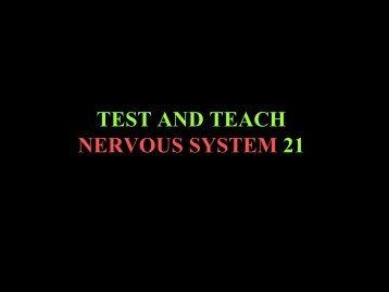 test and teach 21 - RCPA