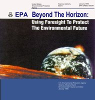 EPA Beyond The Horizon: - Environmental Protection  Agency - US ...