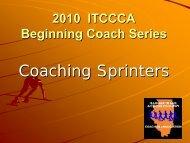Dynamic Warm-up - ITCCCA
