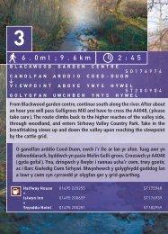 6 . 0 m l ; 9 . 6 k m 2 : 4 5 - Cyngor Bwrdeistref Sirol Caerffili