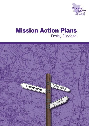 MAP workbook - the Diocese of Derby