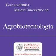 Agrobiotecnología - Universidad de Salamanca