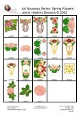 Jenny Haskins Designs Embroidery Collections - Soft Expressions - Page 4