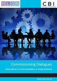 Commissioning Dialogues - CBI