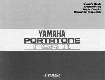 YAlVlAHA - Yamaha