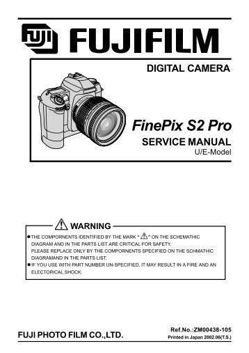 3 schematics 3 5 overall rh yumpu com Review Fujifilm FinePix S2 Pro FinePix S7000