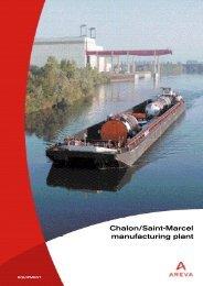 Chalon/Saint-Marcel manufacturing plant - AREVA