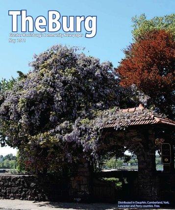 May 2011 Greater Harrisburg's Community Newspaper - theBurg