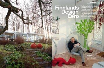 Finnlands design- eero