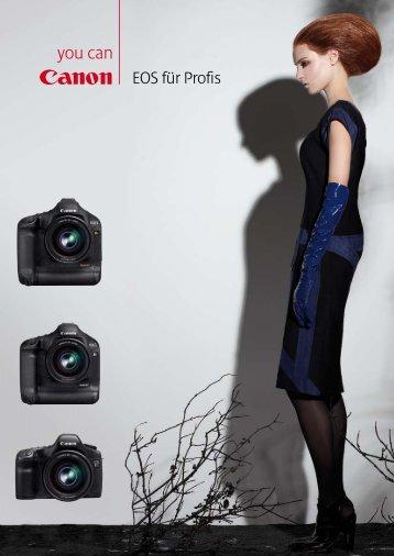 EOS-1Ds Mark III EOS_fuer_Profis_2008L.pdf - Canon Deutschland