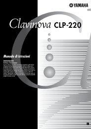 CLP-220 - Yamaha