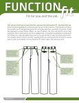Function Fit Brochure - VF Imagewear - Page 2