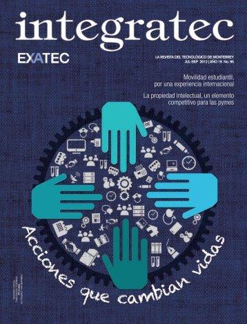 Septiembre 2012. - Exatec - Tecnológico de Monterrey