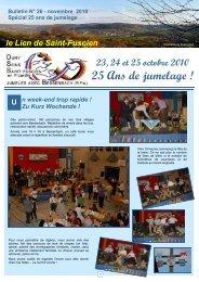 Lien n°26 Spécial jumelage - Saint-Fuscien