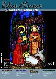 N° 11 - décembre 2012 - Diocèse d'Evreux