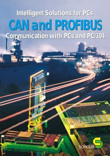 CAN- and PROFIBUS - Sorcus