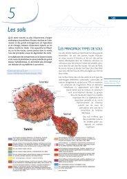 Les sols - Direction de l'environnement de la Polynésie française