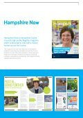 Hampshire Now - Hampshire County Council - Page 5