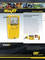détecteur multigaz - Eco Analytics AG