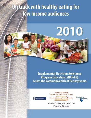 FY 2010 Annual Stakeholder Report - TRACKS