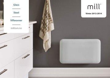 Mill katalog 2013-2014 - Novaplan.no
