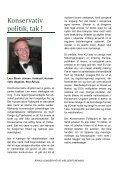 Partiprogram og kommunalt valgprogram - Konservative Folkeparti - Page 3