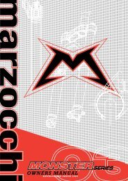 2003 monster - Marzocchi