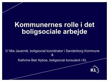 Kommunen - BLBoligen.dk