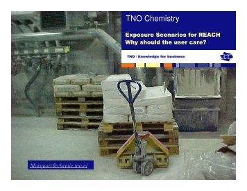 TNO Chemistry