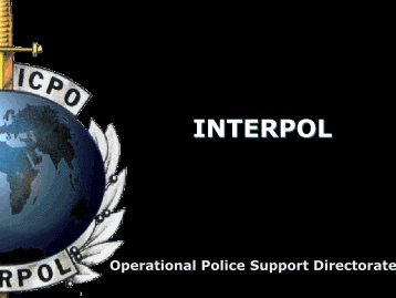 INTERPOL - Sandia National Laboratories