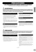 Manual del propietario - Yamaha - Page 3