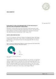 Undersøgelse - Danmarks Lærerforening